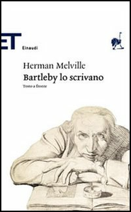 Libro Bartleby lo scrivano Herman Melville