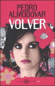 Volver - Pedro Almodóvar - copertina