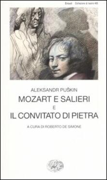 Promoartpalermo.it Mozart e Salieri-Il convitato di pietra Image