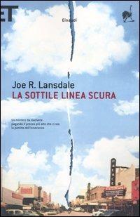 La La sottile linea scura - Lansdale Joe R. - wuz.it