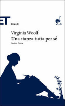 Una stanza tutta per sé. Testo inglese a fronte - Virginia Woolf - copertina