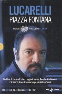 Foto Cover di Piazza Fontana. Con DVD, Libro di Carlo Lucarelli, edito da Einaudi