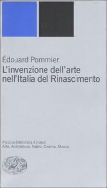 Winniearcher.com L' invenzione dell'arte nell'Italia del Rinascimento Image