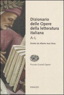 Dizionario delle opere della letteratura italiana. Vol. 1: AL..pdf