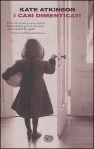 I casi dimenticati - Kate Atkinson - copertina