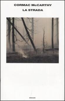 La strada - Cormac McCarthy - copertina