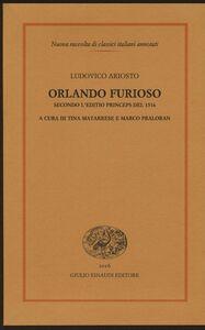 Libro Orlando furioso Ludovico Ariosto 0