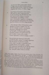 Libro Orlando furioso Ludovico Ariosto 3