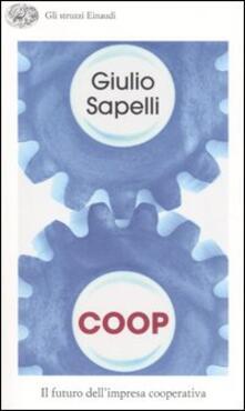 Osteriacasadimare.it Coop. Il futuro dell'impresa cooperativa Image