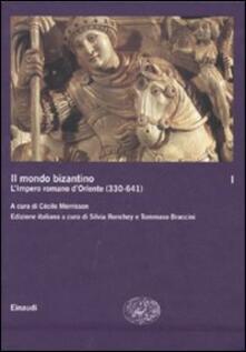 Antondemarirreguera.es Il mondo bizantino. Vol. 1: L'impero romano d'Oriente (330-641). Image