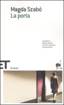 La porta - Magda Szabò - copertina