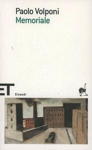 Memoriale - Paolo Volponi - copertina