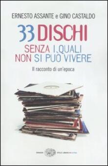 33 dischi senza i quali non si può vivere. Il racconto di unepoca.pdf