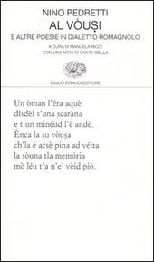Vòusi e altre poesie in dialetto romagnolo (Al)