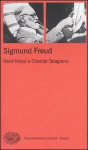 Sigmund Freud - René Major,Chantal Talagrand - copertina