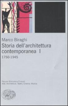Storia dellarchitettura contemporanea. Vol. 1: 1750-1945..pdf