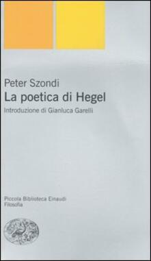 Steamcon.it La poetica di Hegel Image