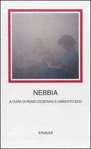 Nebbia. Testo originale a fronte - copertina