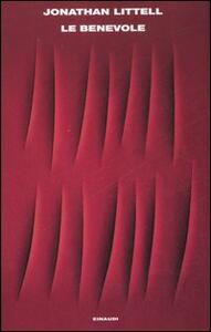 Le benevole - Jonathan Littell - copertina