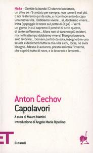 Libro Capolavori Anton Cechov