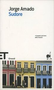 Foto Cover di Sudore, Libro di Jorge Amado, edito da Einaudi