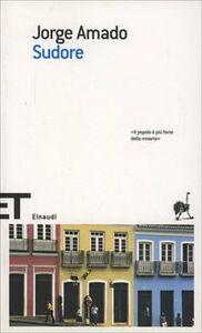 Libro Sudore Jorge Amado
