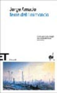Foto Cover di Terre del finimondo, Libro di Jorge Amado, edito da Einaudi