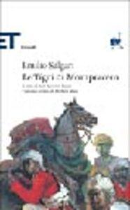 Libro Le tigri di Mompracen Emilio Salgari