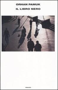 Il libro nero - Orhan Pamuk - copertina