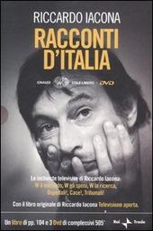 Racconti d'Italia. 3 DVD. Con libro