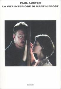 La vita interiore di Martin Frost - Paul Auster - copertina