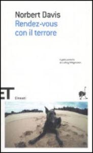 Libro Rendez-vous con il terrore Norbert Davis