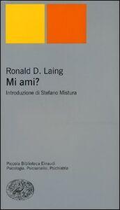 Libro Mi ami? Ronald D. Laing
