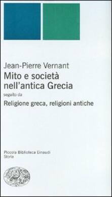 Ristorantezintonio.it Mito e società nell'antica Grecia-Religione greca, religioni antiche Image