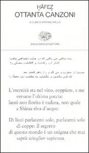 Libro Ottanta canzoni. Testo persiano a fronte Hafez