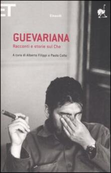 Guevariana. Racconti e storie sul Che - copertina