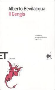 Libro Il Gengis Alberto Bevilacqua