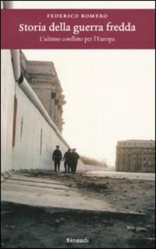Squillogame.it Storia della guerra fredda. L'ultimo conflitto per l'Europa Image