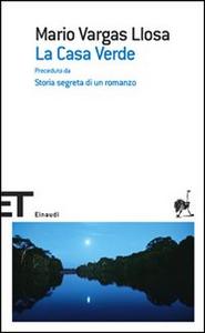 Libro La casa verde Mario Vargas Llosa