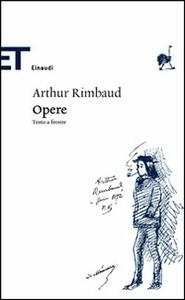 Opere - Arthur Rimbaud - copertina