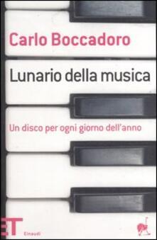 Lunario della musica. Un disco per ogni giorno dellanno.pdf