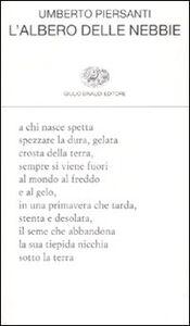 Libro L' albero delle nebbie Umberto Piersanti