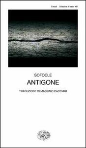 Libro Antigone Sofocle