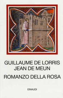 Librisulladiversita.it Romanzo della Rosa. Testo francese antico a fronte Image