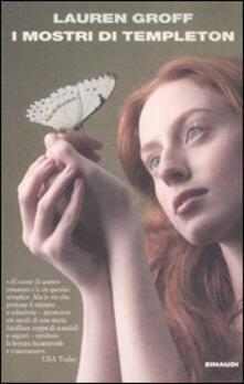 I mostri di Templeton - Lauren Groff - copertina