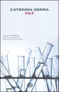 Libro Tilt Caterina Serra