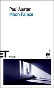 Moon Palace - Paul Auster - copertina