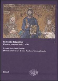 Fondazionesergioperlamusica.it Il mondo bizantino. Vol. 2: L'impero bizantino (641-1204). Image