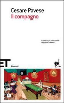 Il compagno - Cesare Pavese - copertina
