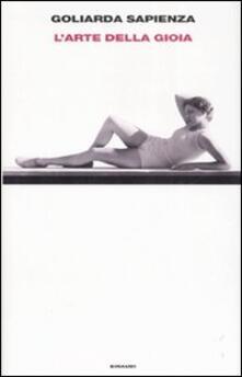 L' arte della gioia - Goliarda Sapienza - copertina